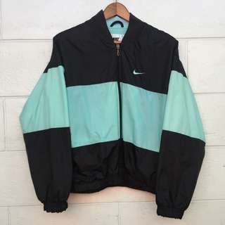 Nike Two Tone Bomber Jacket