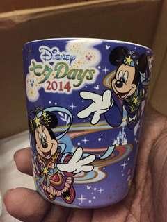 Disney Cups Vintage Tokyo Disney Resort Mug Original Mickey Minnie Mouse Special 2014