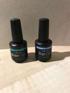Nails - Lolly Base and Top Gel