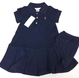 (Eda may22-28) authentic Polo Ralph Lauren Dress