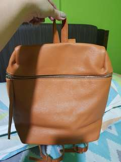 Leather Backpacks/ Sling bags
