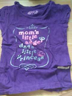 Moose girl statement shirt