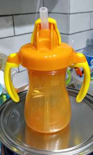 Pigeon sippy bottle
