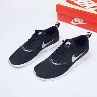 New Authentic Nike Air Max Thea Shoes Black