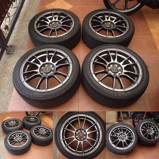 Oz racing ultraleggera 16 pcd100 114.3