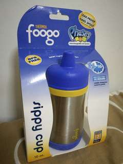 New Original Thermos Foogo Sippy Cup 10oz