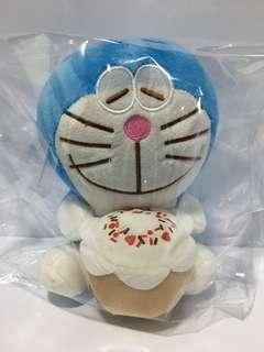 [Buy 5 FREE 1] Doraemon with cupcakes Plushie