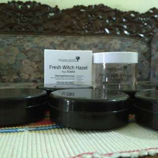 Natural Pacific Pad Toner