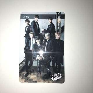 BTS Yes! Card 精品 八達通/卡貼