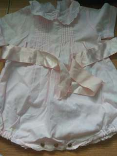 Baptismal clothes used only once