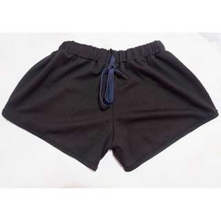 Black Dolphin Shorts