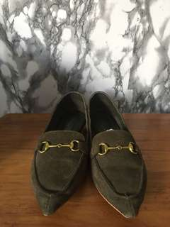 PARISIAN Suede Loafers