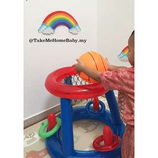 Bestway Inflatable Basketball Frame