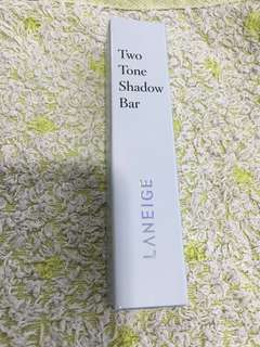 Laneige Two Tone Shadow Bar (Humming Coral)