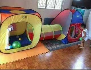 Biggest Play tent