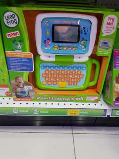 Leapfrog leaptop touch