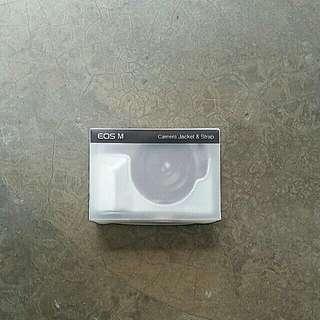 EOS M Camera Jacket & Strap