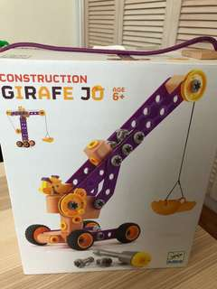 Kids Building crane set