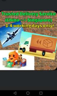 [Ship-for me] Trusted and fast shipping service for your overseas purchase