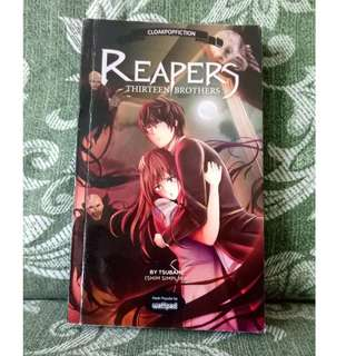 Reapers:Thirteen Brothers (Cloak Pop Fiction)