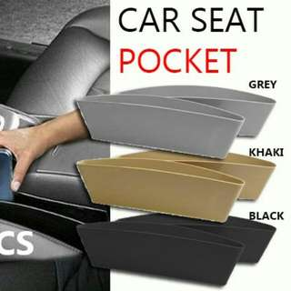 Car Seat Pocket (1set-2pcs)