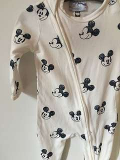 Mickey Mouse Sleepsuit