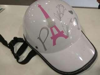 Cap helmet