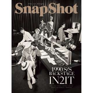 IN2IT - The First Single SNAPSHOT