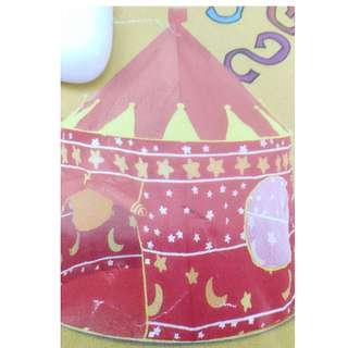 Kiddie Castle Play Tent