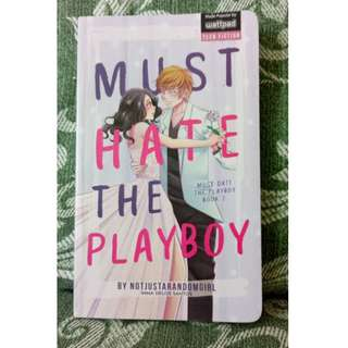 Must Hate The Playboy (Pop Fiction)