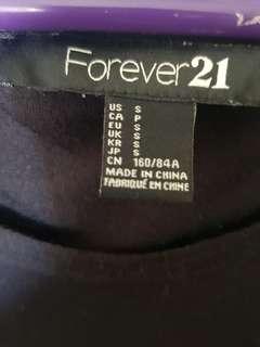 Preloved forever 21 top