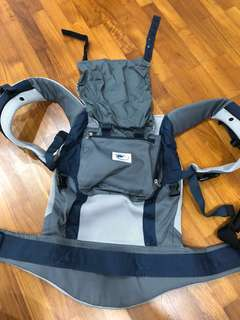 Ergobaby performance carrier - grey