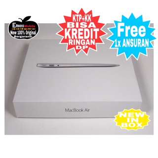 MacBook Air MQD42 New 2017 Cash/kredit ditoko promo ktp+kk bisa wa;081905288895