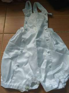 Baptismal cloth used by my son