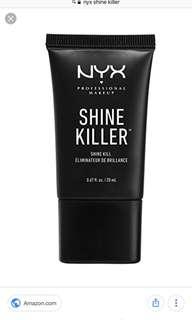 NYX shinekiller