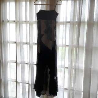 Zara Dinner Dress from UK
