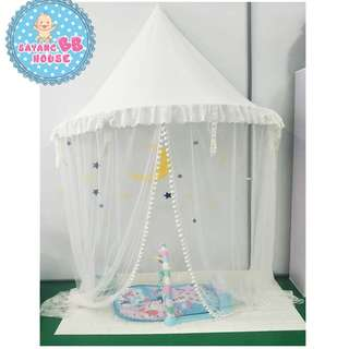 Children folding play house portable toy tent Kids play games at room