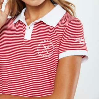 COTTON ON TBar Polo Chop Tee
