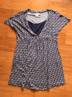 Preloved Maternity/Nursing blouses
