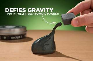 12 Crazy Thinking Magnetic Putty