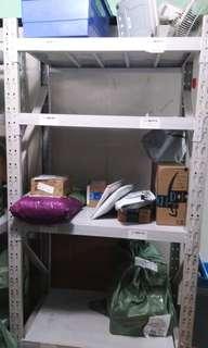 貨架高身實用4層 可放非常多貨品