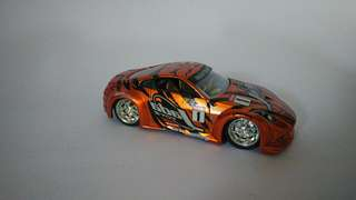 Jada Toys Nissan scale 1:66