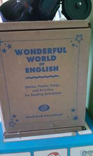 Wonderful World of English (age 7 to 15)