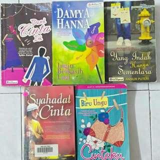 Novel Melayu Murah