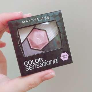 Maybelline color sensational Eye Shadow / tourmaline purple