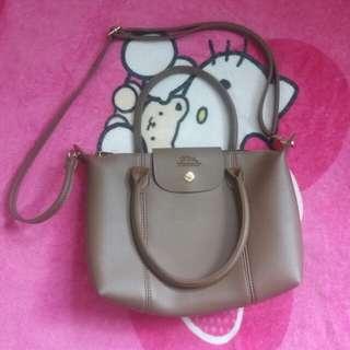 Longchamp inspired sling bag