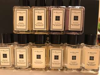 Jo Malone body and hand wash