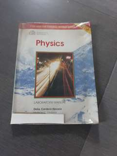 Physics- Laboratory Manual