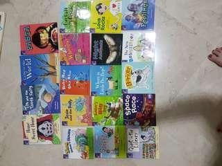 Rigby Rocket Children Books