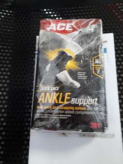 ACE Quick Lace Ankle Support